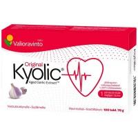 Препарат для сердечно-сосудистой системы Kyolic original 100 таблеток Valioravinto