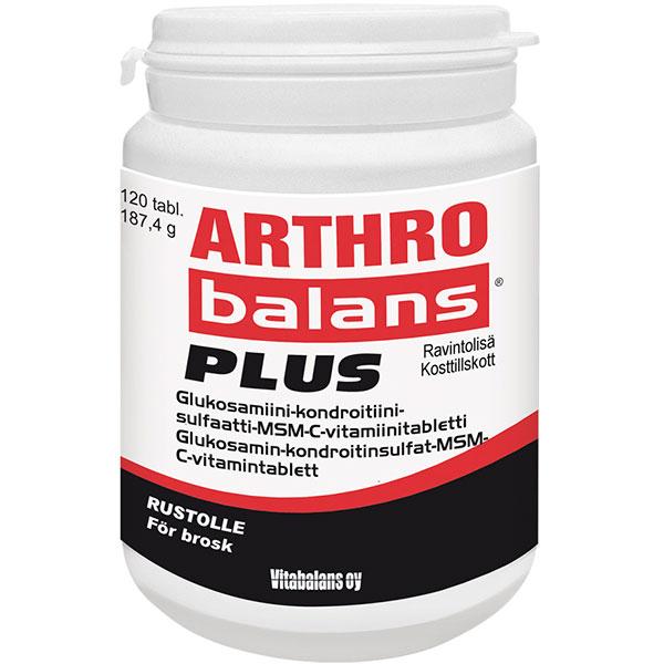Витамины для суставов артро баланс плюс Arthro Balans Plus Vitabalans