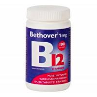 Витамин B12 1 мг 100 таблеток BETHOVER
