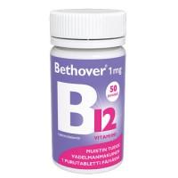 Витамин B12 1 мг 50 таблеток BETHOVER