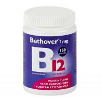 Витамин B12 1 мг 150 таблеток BETHOVER