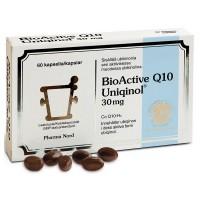 Витамин BioActive Q10 Uniqinol 30 mg 60 капсул Pharma Nord