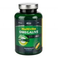 Рыбий жир Multivita ОмегаLife Strong Omega 3 100 капсул MultiVita