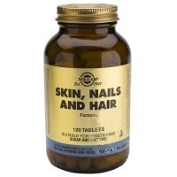 Витамин Skin, Nails & Hair для кожи ногтей и волос 120 таблеток Solgar