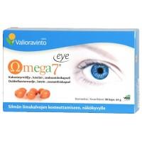 Витамины для глаз Облепиха Omega7-Eye 90 капсул Valioravinto
