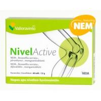 Витамины для суставов Nivel Active 60 таблеток Valioravinto