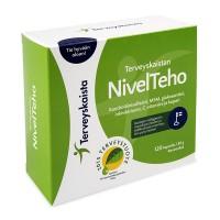Витамины для суставов NivelTeho 120 капсул Terveyskaista