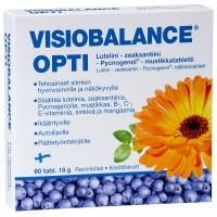 Витамины с экстрактом черники Visiobalance Opti 60 таблеток Hankintatukku