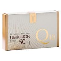Витамины Ubikinoni 50 mg Q 10 60 капсул Tri Tolonen