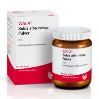 Порошок для успокаивания диареи и рвоты BOLUS ALBA comp.Pulver 35 гр WALA