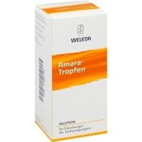 Капли для улучшения пищеварения Weleda Amara-Tropfen 50 мл Weleda