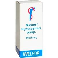 Смесь при расстройстве сна AURUM/HYOSCYAMUS comp.Mischung 50 мл Weleda