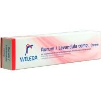 Крем из лаванды для борьбы с проблемами кровообращения Weleda AURUM/LAVANDULA comp.Creme 70 гр Weleda