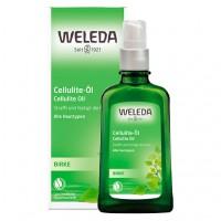 Березовое целлюлитное масло WELEDA Birke Cellulite-Öl 100 мл Weleda
