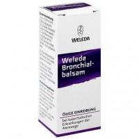 Бальзам от простудных заболеваний дыхотельных путей Bronchialbalsam 20 мл Weleda