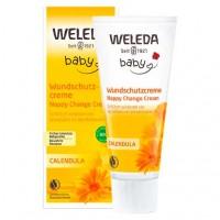 Крем для защиты от ран с календулой WELEDA Calendula Wundschutzcreme 75 мл Weleda