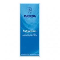 Бальзам для ухода за ногами WELEDA Fußbalsam 75 мл Weleda