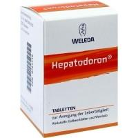 Препарат для стимулирования активности печени Weleda Hepatodoron 200 таблеток Weleda