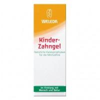 Зубная паста гель детская Kinder Zahngel 50 мл Weleda