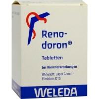 Таблетки для лечения заболевания почек RENODORON Tabletten 180 шт Weleda