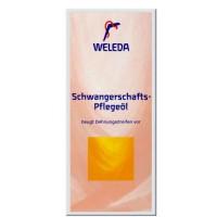 Масло для беременных для профилактики растяжек WELEDA Schwangerschaftspflegeöl 100 мл Weleda