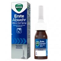 Спрей для носа  WICK Erste Abwehr Nasenspray Sprühflasche 15 мл WICK