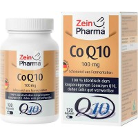 Капсулы с Коэнзим COENZYM Q10 100 mg Kapseln 120 шт Zein Pharma