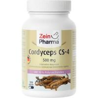 Капсулы кордицепса CORDEYCEPS CS-4 120 шт Zein Pharma