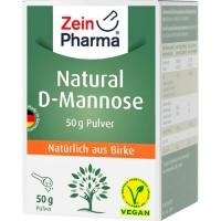 Порошок Д-маннозы при инфекциях мочевого пузыря NATURAL D-Mannose aus Birke Pulver 50 гр Zein Pharma